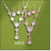 Pretty Pastel Y Necklace Gift Set